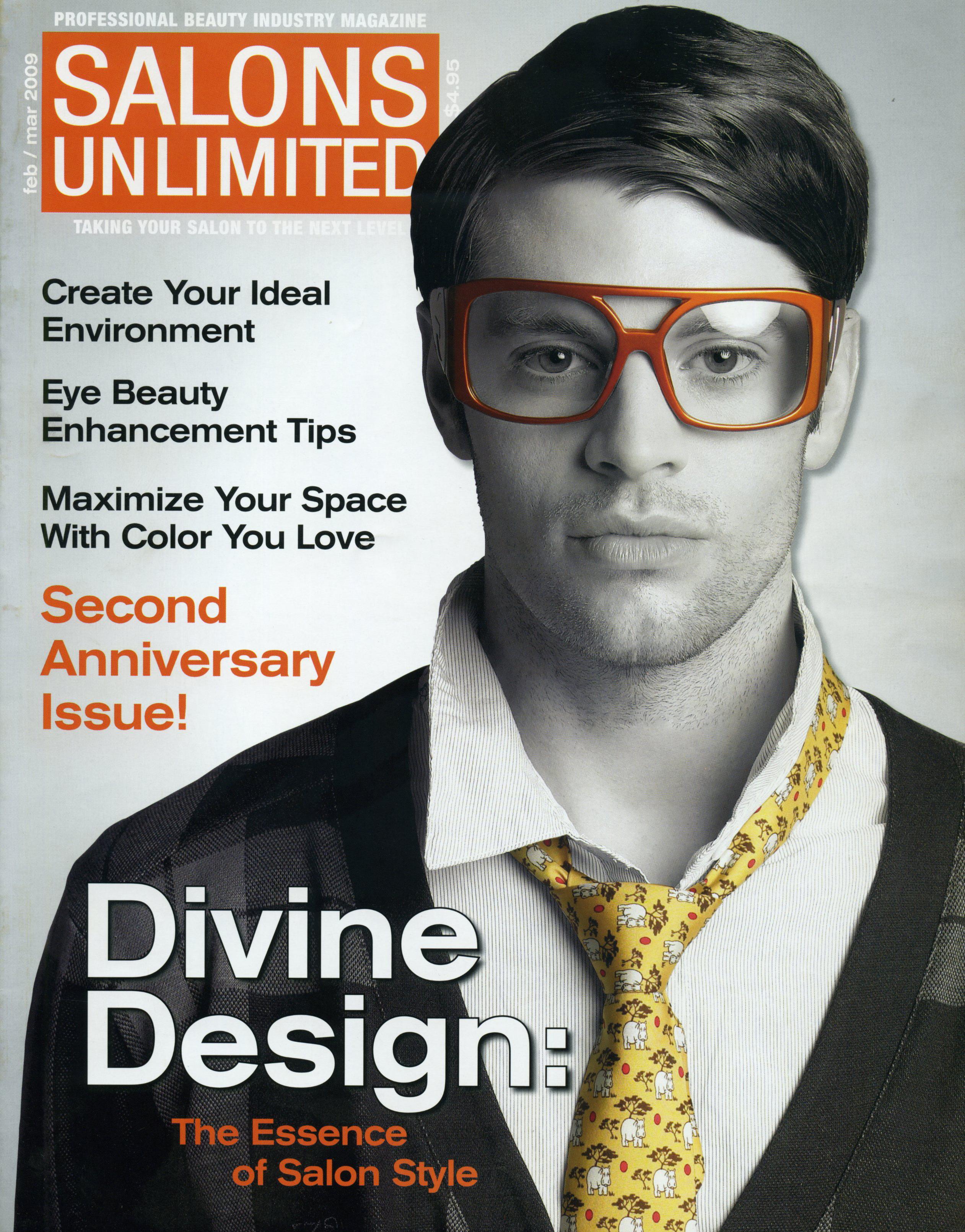 Salons Unlimited Magazine